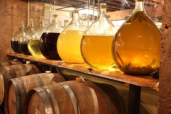 Mead and Barrels